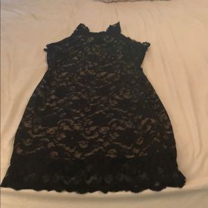 Only worn once.. lace dress.. Windsor..size Medium
